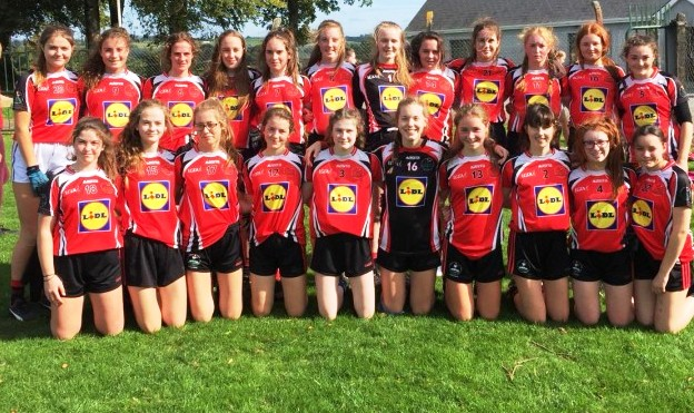 Junior Ladies football